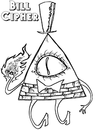 Gravity Falls Coloring Pages Coloring Pages To Download And Print