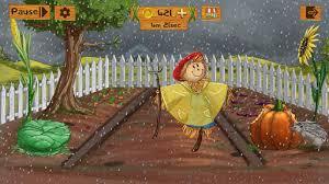 Scarecrow Garden Defense