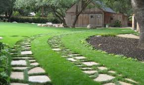 Best Driveway Landscaping Ideas With Fence  Best Driveway Backyard Driveway Ideas