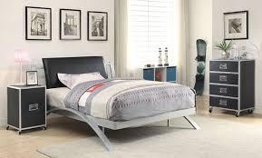 bedroom with black furniture. Modern Black Bedroom With Black Furniture E