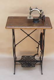 Antique Treadle Sewing Machines