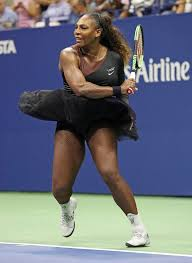 Serena Williams Dress Design Serena Williams Wears Off White Dress To Us Open After