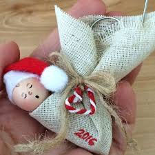 113 Best 2 Year Old Christmas Images On Pinterest  La La La Christmas Crafts With Babies