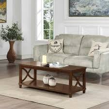 florence coffee table espresso