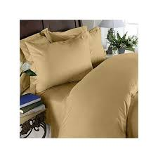 gold duvet cover set pure egyptian cotton 1000