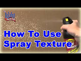 homax spray texture