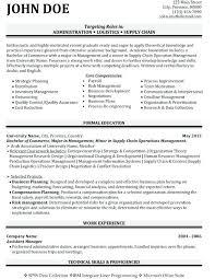 Nursing Administrator Resume System Administrator Resume Example