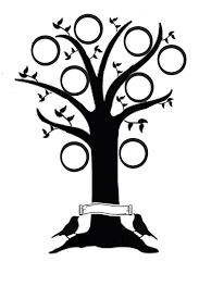 Family Tree Example - Clip Art Library