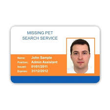 Identity Card Design Smart Identity Card At Rs 20 Piece Plastic Identification Cards