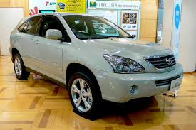 Toyota Harrier Hybrid 2014: Review, Amazing Pictures and Images ...