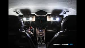 2013 Ford Fusion Interior Light Kit Ford Fusion Led Interior How To Install 2nd Gen 2013