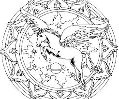 The Last Unicorn Coloring Pages Zupa Miljevcicom