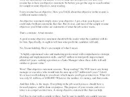 An Example Of A Good Resume Amazing Examples Of Professional Resumes Choice Image Free Resume