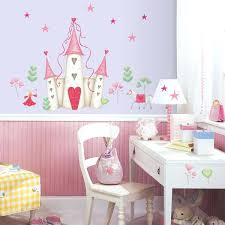 princess wall mural murals bedroom girls with disney tesco