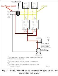 zone valve wiring installation & instructions guide to heating 240 to 24 volt transformer wiring diagram at 120v To 24v Transformer Wiring Diagram