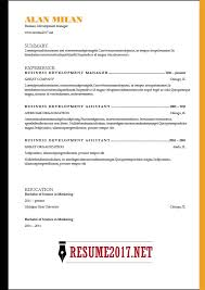 It Resume Examples Fascinating RESUME FORMAT 60 60 Latest Templates In WORD