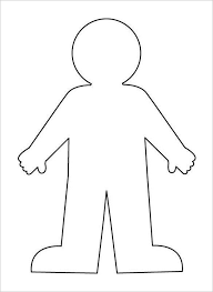 Body Outline Template 21 Free Word Excel Pdf Format Download