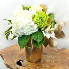 Flower Vase With Paper White And Gold Vase Paper Flower Vase And Get Shipping On Target