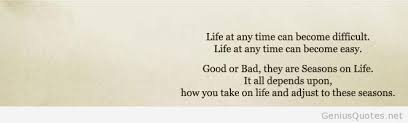 Seasons Of Life Quotes Mesmerizing New Life Quotes
