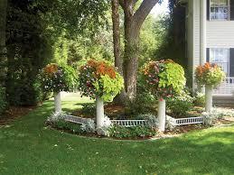 garden columns. Garden Columns