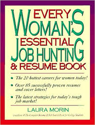 Best Careers For Women Every Womans Essential Job Hunting Resume Book Adams