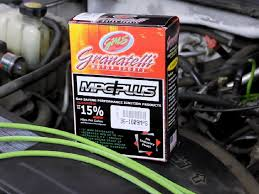 fire up better mileage with granatelli mpg ignition wires