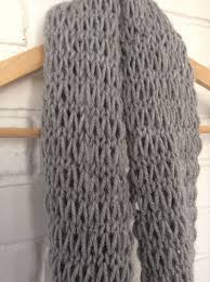 Knitted Scarf Patterns Using Bulky Yarn Fascinating This Is A Great Scarf Pattern For Beginner Knitters Since Not Only