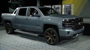 Truck chevy concept one truck : Chevrolet Performance at SEMA 2016 | Silverado 1500 High Desert ...