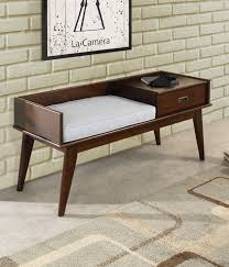 classic polished wooden entryway bench. Unique Polished Draper Entryway Storage Bench With Single Drawer For Home Furniture Ideas Intended Classic Polished Wooden Entryway Bench S