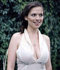 Hayley Atwell photographed ...