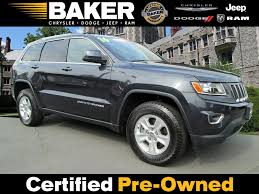 2004 Jeep Grand Cherokee Airbag Light Stays On Used 2016 Jeep Grand Cherokee For Sale At Baker Chrysler