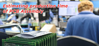 Estimating Job Estimating Production Time Of Pcb Assembly Job Sparrow Erp