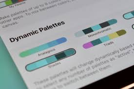 Pro Tip: One of the more helpful dynamic palettes is Most Used Colors   handy when creating palettes from colors you've mixed on the main canvas.