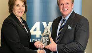 Martha Shepard, VP of Contracts for BAE Systems, Receives 4x24 Chairman's  Award - GovCon Wire