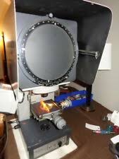 Mitutoyo Optical Comparator Overlay Charts Comparator Mitutoyo Special Offers Sports Linkup Shop