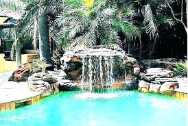 inground pools with waterfalls. Inground Pool Waterfalls Waterfall Designs For Ideas Oasis . Pools With