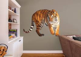 tiger fathead wall decal