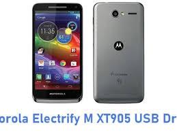 Download Motorola Electrify M XT905 USB ...