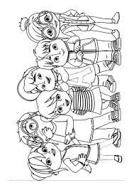 Alvin And The Chipmunks Pagina 5 Stampa E Colora I Tuoi Disegni