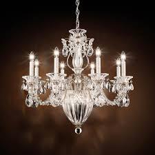 bale chandelier by schonbek by schonbek