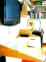 Diy office table Rustic Long Beautiful Mess Long Skinny Desks Corner Desk Office Table Narrow Home Charming Ikea