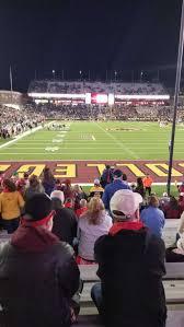 Photos At Alumni Stadium