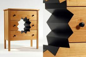 innovative furniture ideas. innovative furniture designer ideas dresser hole a