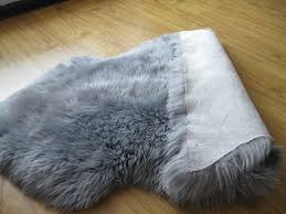 sheepskin rug australia allaboutyouth net intended for genuine plan 12