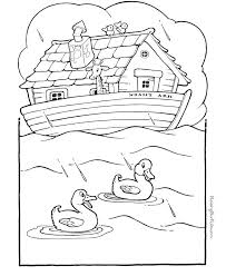 Noahs Ark Coloring Pages 002 Kids Bible Study Activities Bible