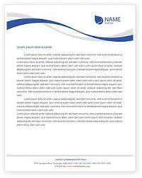 Free Word Stationery Templates Free Microsoft Word Letterhead Templates Ecza Solinf Co