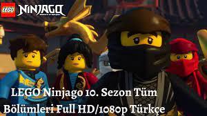 LEGO Ninjago 10. Sezon Tüm Bölümleri Full HD/1080p Türkçe - YouTube