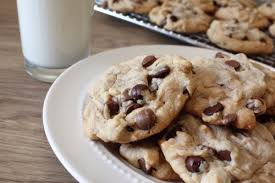 chewy peanut er chocolate chip cookies