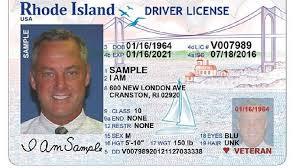 Dmv License Ri To Issue New Wjar Driver's