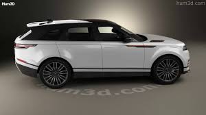 2018 land rover velar white.  velar land rover range velar 2018 3d model by hum3dcom with land rover velar white 8